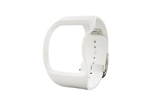 Samsung Assy Acce Band, White, Galaxy Gear S SM-R7